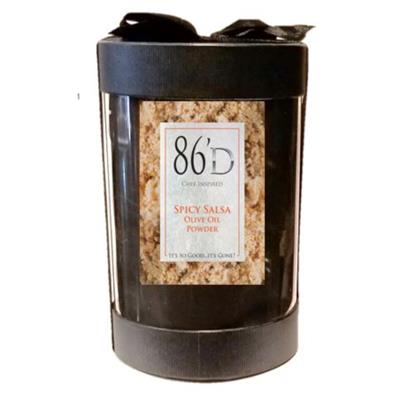 Olive Oil Powder Gift Container, 3 x 4 Oz, 3 Unit
