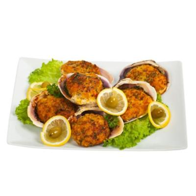 Baked Clams, 1 DZ